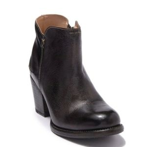 New Black Bed Stu Fiorentino Booties Size 6.5